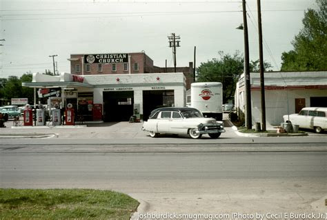 vintage color photos of oak cliff and dallas oak cliff