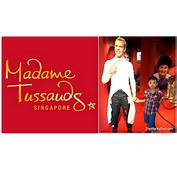 Madame Tussauds Singapore Comes Alive  The Wacky Duo