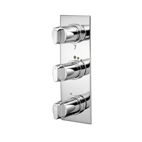 Built In Mixer Shower by Product Details A5598 Thermostatic Built In 3 Outlet