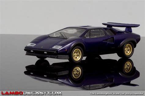 Lamborghini Countach Lp500s The 1 64 Lamborghini Countach Lp500s From Kyosho A Review