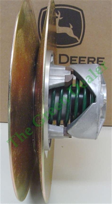 deere gator cooling fan sensor deere 4x2 gator secondary drive clutch am140967