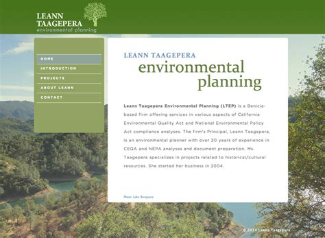environmental policy design leann taagepera environmental planning eva cohen design