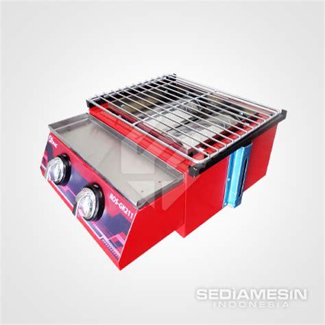 Mesin Pemanggang Gas Roaster Ros Gsb122 Fomac mesin panggang