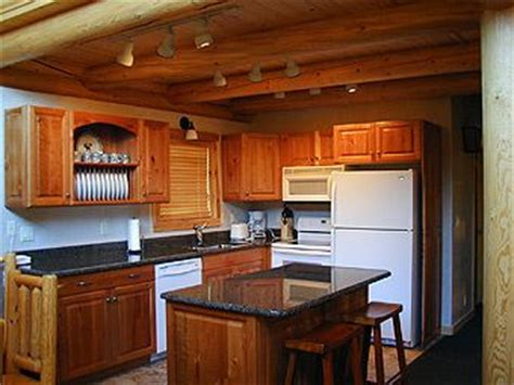 Small Cabin Appliances by Photos Of Small Cabin Kitchens The Pines At Island Park