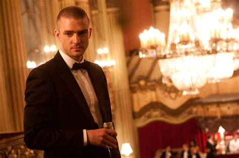 Fabulously Rich And Justin Timberlake by In Time Presents An Appealing
