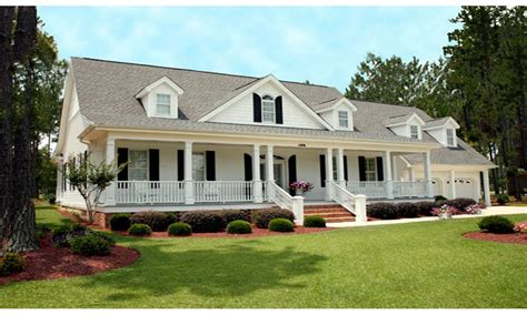 southern farmhouse style house plans southern living house