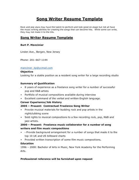 Resume Writing Details Writer Resume Objective Chronological Format Resume