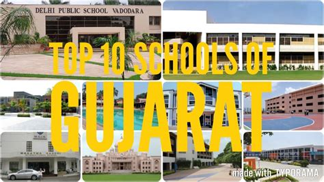 best school top 10 schools in gujarat 2017