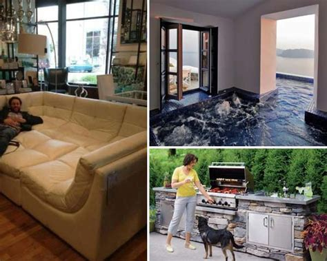i want a new house 32 crazy things you will need to have in your dream home