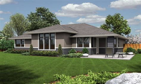 ranch style house designs contemporary ranch home exterior
