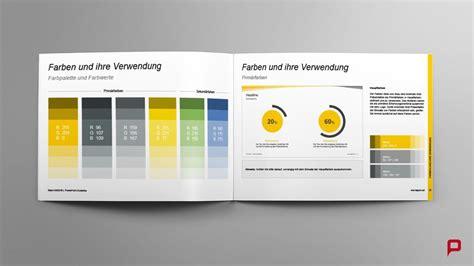 Corporate Design Styleguide Vorlage Styleguide F 252 R Powerpoint Pr 228 Sentationen Presentationload