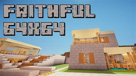 minecraft faithful texture pack faithful 64x64 resource pack for minecraft 1 12 2 1 11 2