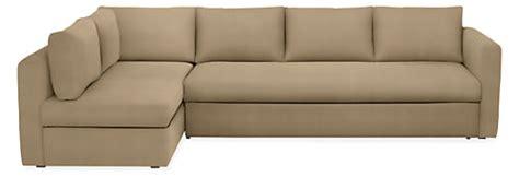 oxford pop up platform sleeper sofa with storage chaise oxford custom platform sleeper sofa with storage chaise