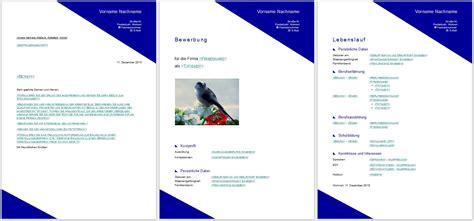 Kostenlose Bewerbungsvorlagen by Bewerbungsvorlagen F 252 R Libreoffice