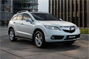 Acura Luxury Suv 2015 Acura Rdx Luxury Sedan Carstuneup