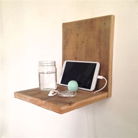 Wall Nightstand wallmounted nightstand reclaimed wood nightstand by reclaimedpa 83 00 for the home