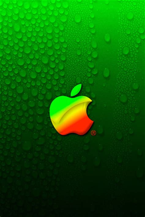 apple logo iphone wallpaper hd