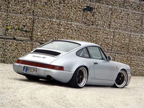 lowered porsche 911 renfred freudenburg porsche 964 wikicars