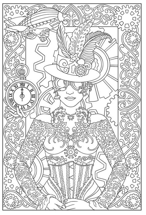 guys of sci fi coloring book a grown up coloring book for anyone who guys books free steunk coloring pages simply inspired