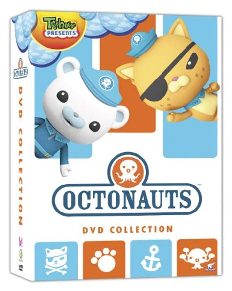 the octonauts underwater adventures box set books octonauts dvd collection 3 dvd pack buy in