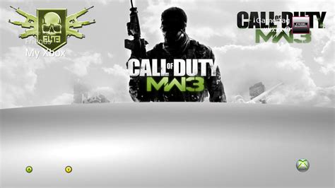 new themes xbox 360 mw3 theme xbox 360 digiex