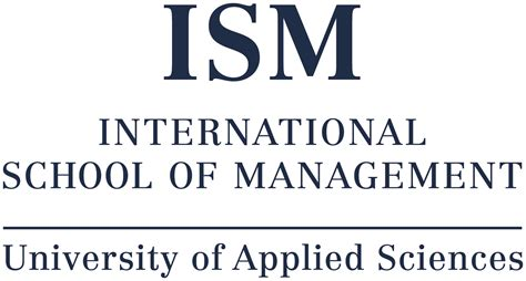 Ism Mba by Ism International School Of Management Gmbh M 246 Rfelder