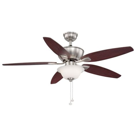 brette 23 ceiling fan home decorators collection brette 23 in led indoor