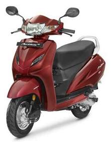 Honda Activa Honda Launches 2017 Activa 4g In India At Rs 50 730