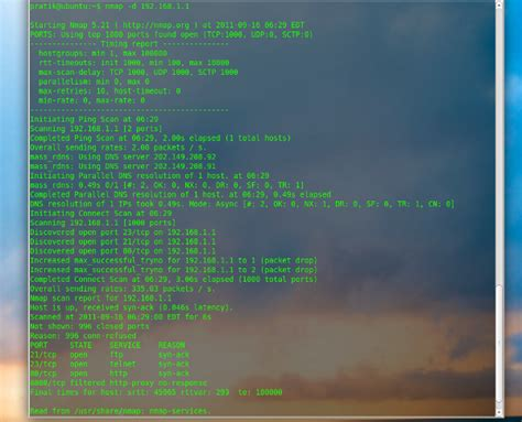 nmap tutorial part one windows understanding nmap commands in depth tutorial part ii