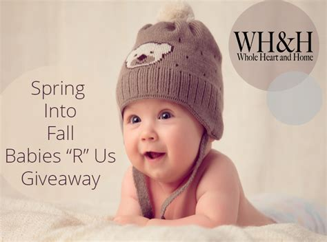 Babies R Us Gift Card Balance Canada - win a 200 babies r us gift card