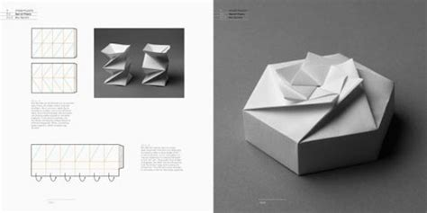 Origami Folding Techniques - books folding techniques for designers from sheet to