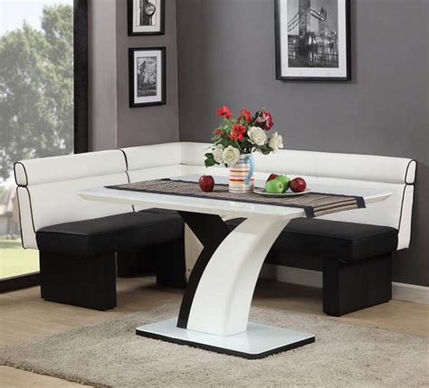 Cool And Useful Corner Dining Table Ideas For Your Home Corner Dining Chairs