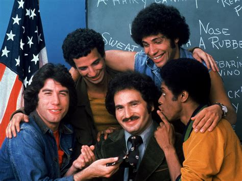 welcome back kotter cast march 2013 raising the curtain