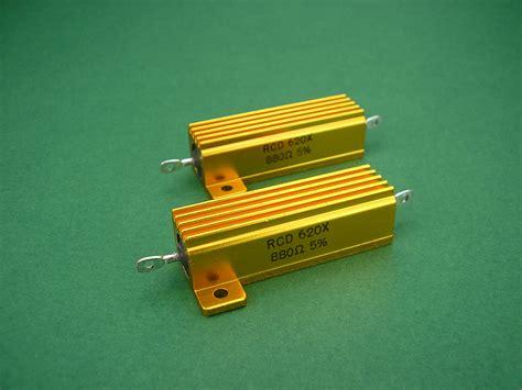 600 ohm non inductive resistor resistor rcd wirewound 880 ohm 50 watt 28 images angela instruments catalog resistors
