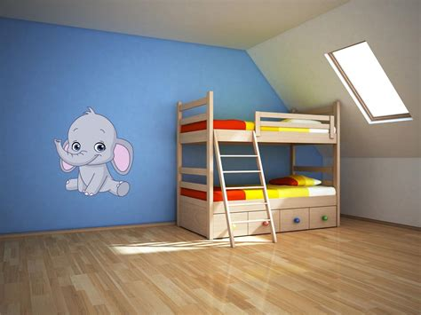 dumbo wall stickers wall sticker colour baby elephant