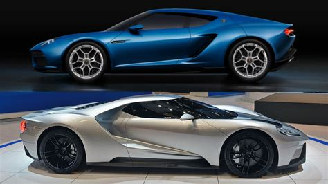 lamborghini asterion view 2019 lamborghini asterion vs 2017 ford gt youtube
