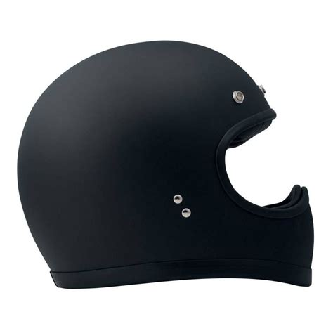 retro motocross helmet dmd racer helmet matt black retro moto cross helmet with