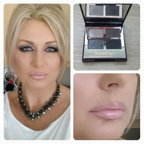 new makeup trends for 40 year old tuesday tutorial rock chick palette by charlotte tilbury