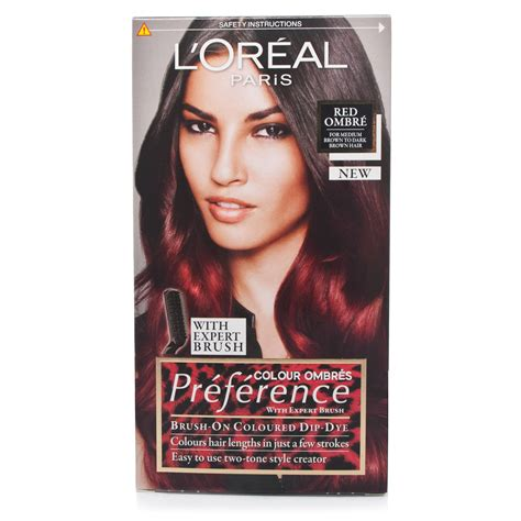 L Oreal Ombre new year new hair l oreal ombre review
