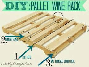 how to build a wine rack in a kitchen cabinet orchard girls diy pallet wine rack