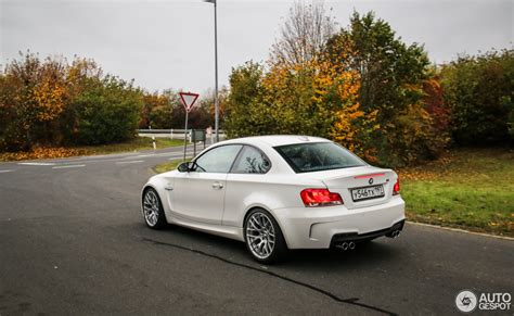 bmw 1 series m coupe bmw 1 series m coup 233 29 october 2016 autogespot