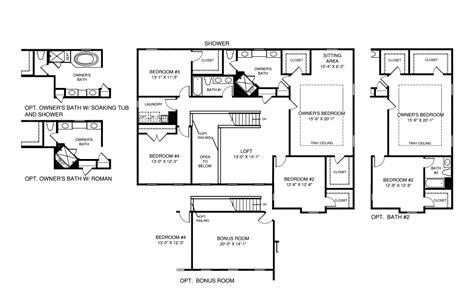 ryan homes wexford floor plan ryan homes avalon floor plan images 100 ryan homes