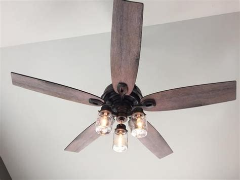 crown 52 in indoor regal bronze ceiling fan best 25 farmhouse ceiling fans ideas on