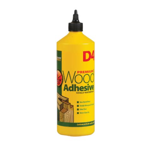 woodwork adhesives everbuild d4 wood adhesive 1ltr brighton tools and