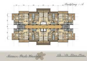 Unit Apartment Building Plans House Plans