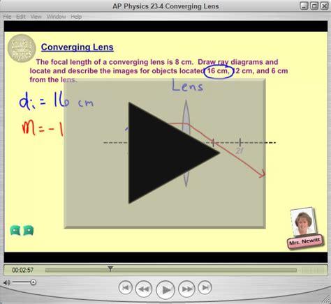 online tutorial of physics physics homework tutorial vodcasts