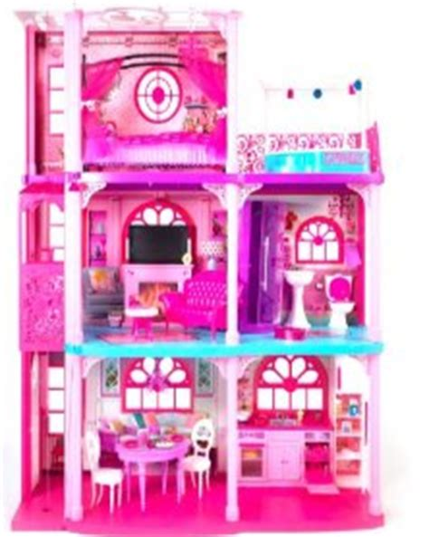 walmart barbie house barbie 3 story dream house walmart bundle