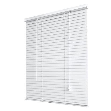 home mini blinds home essentials 1 inch light filtering vinyl mini
