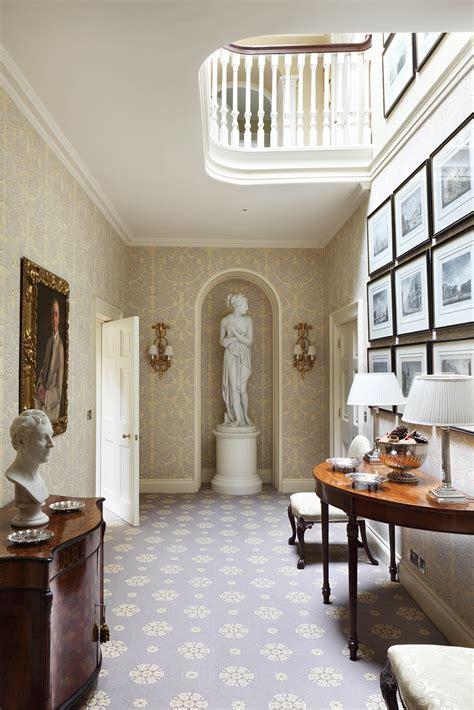 Interior Design Wiltshire by Wiltshire Country Estate Gillette