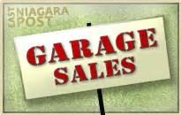 Garage Sales Friday East Niagara Post Garage Yard Sales
